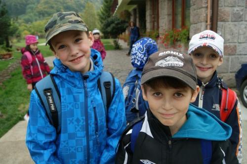 Škola vprírode, Repište 2012- 1