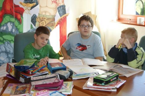Škola vprírode, Repište 2012- 29