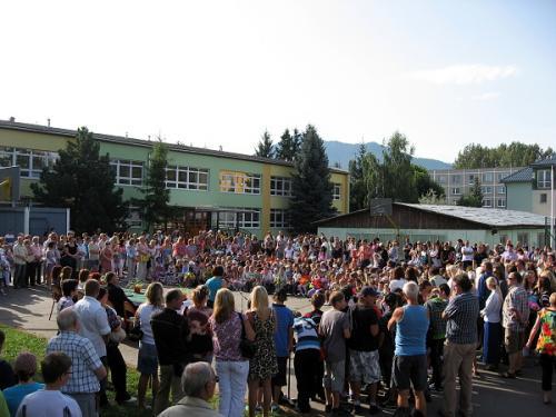 Zahájenie šk. r. 2011/2012 - 6