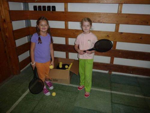 Tenis nanašej škole - 3
