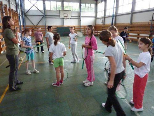 Tenis nanašej škole - 4