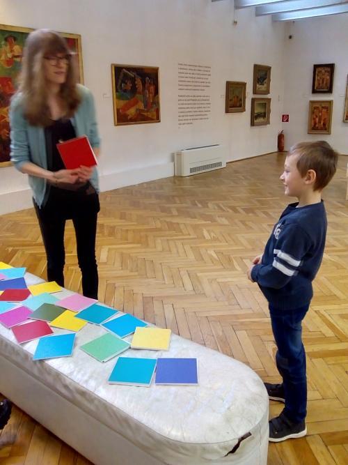 Návšteva Fullovej galérie v Ružomberku